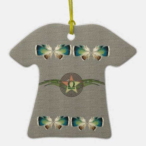 Libra Star Ornament