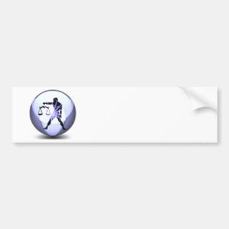 Libra Symbol  Bumper Stickers