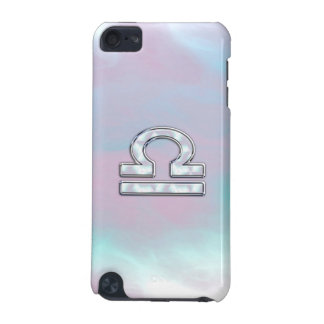 Libra Symbol Mother of Pearl Style iPod Touch 5G Case