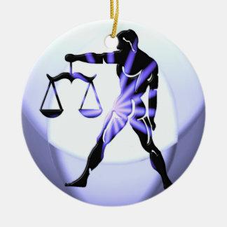 Libra Symbol  Ornament