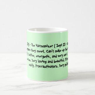 LIBRA - The Harmonizer ( Sept 23 - Oct 22 ) Nic... Mug
