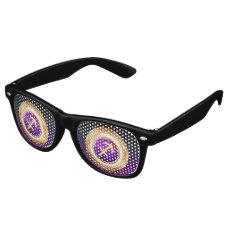 Libra - The Scales Zodiac Sign Retro Sunglasses