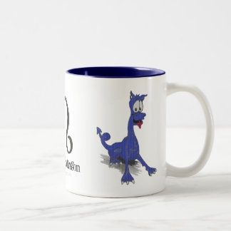 Libra Wisely Dragons™ North Node of the Moon Mug