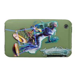 Libra Zodiac for your Case-Mate iPhone 3 Case