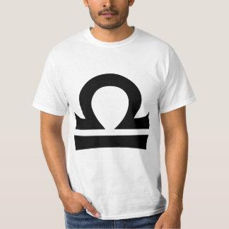 Libra Zodiac Horoscope Sign T-Shirt