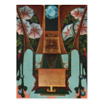 Libra - Zodiac Post Card