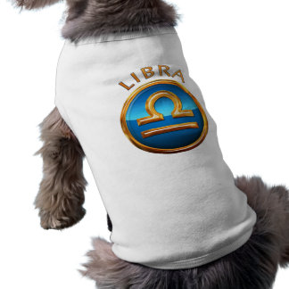 Libra Zodiac Sign Shirt