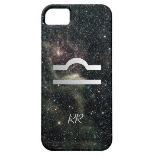 Libra Zodiac Star Sign Universe iPhone 5 Covers