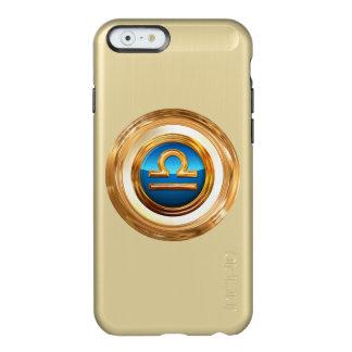 Libra Zodiac Symbol Incipio Feather Shine iPhone 6 Case
