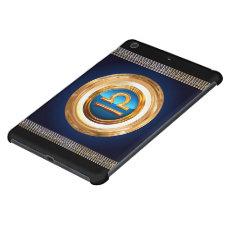 Libra Zodiac Symbol iPad Mini Case