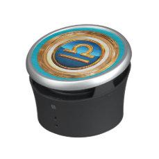 Libra Zodiac Symbol Speaker