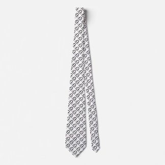 Libra Zodiac Symbol Standard Tie