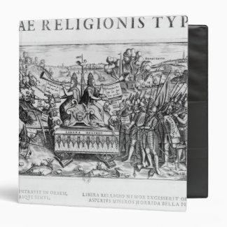 Librae Religionis Typus', allegory Binder