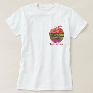 Librarian Apple T-Shirt