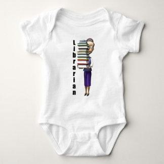Librarian Baby Bodysuit