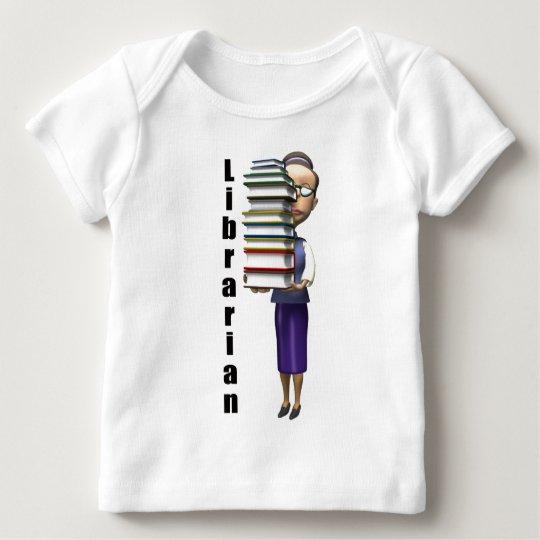 Librarian Baby T-Shirt