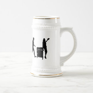 Librarian book lovers library index card gear mugs