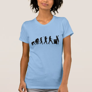 Librarian book lovers library index card gear T-Shirt