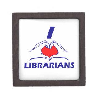 LIBRARIAN DESIGN GIFT BOX