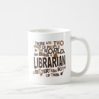 Librarian Gift Coffee Mug