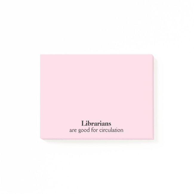 Librarian Gift Funny Circulation Choose a Color