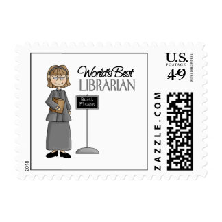 Librarian Gift Postage