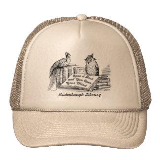 Librarian Gift! Volunteer Gift! Library Lover Trucker Hat
