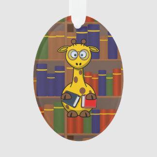 Librarian Giraffe
