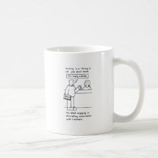 Librarian Humor Coffee Mug