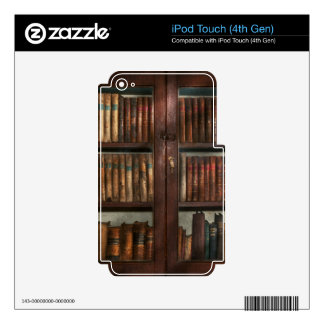 Librarian - In the library Decal For iPod Touch 4G