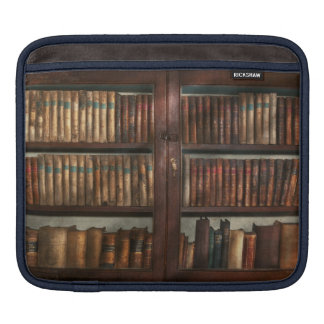 Librarian - In the library iPad Sleeve