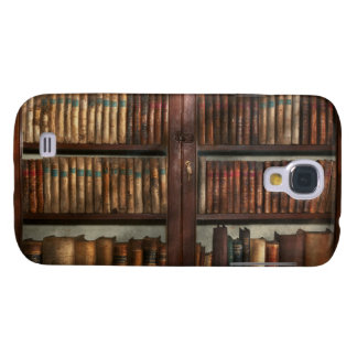 Librarian - In the library Samsung Galaxy S4 Cover