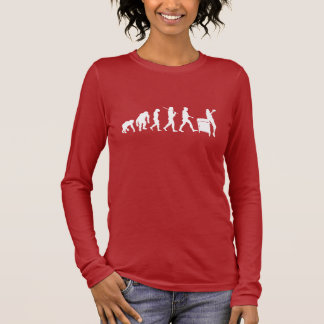 Librarian library authors poets and writers gear long sleeve T-Shirt