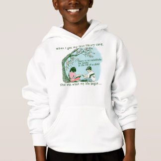 Librarian Library Hoodie