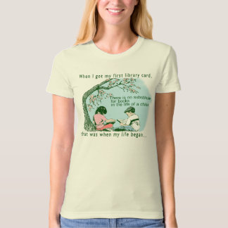 Librarian Library T-Shirt