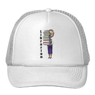 Librarian Mesh Hats