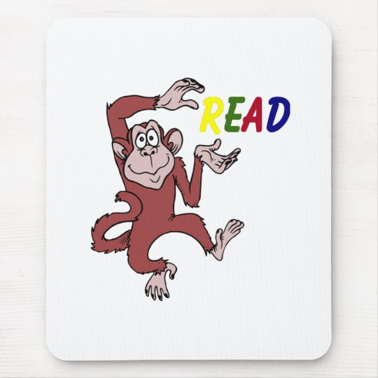 Librarian Mouse Pad