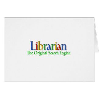 Librarian Original Search Engine Cards