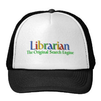 Librarian Original Search Engine Trucker Hat