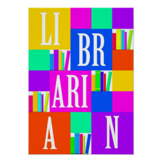 Librarian Poster
