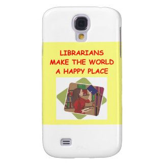 librarian samsung galaxy s4 covers