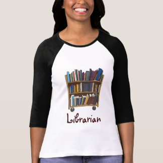 Librarian Tee Shirt