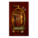 Librarian - Writer - Antiquarian books Double-Sided Standard Business Cards (Pack Of 100)