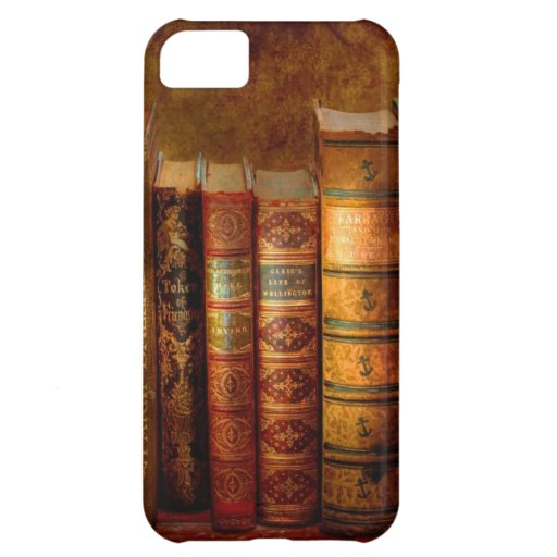 Librarian - Writer - Antiquarian books iPhone 5C Cases