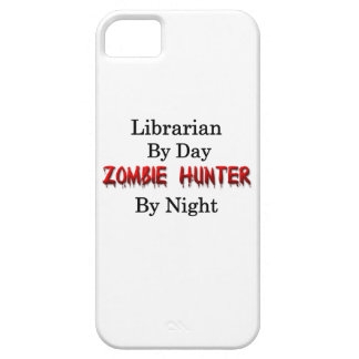 Librarian/Zombie Hunter iPhone SE/5/5s Case