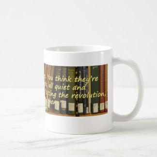 Librarians are Subversive Coffee Mug