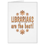 Librarians are the Best Greeting Cards