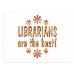 Librarians are the Best Postcards