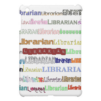 Librarians Come in All Shapes & Sizes iPad Mini Cases