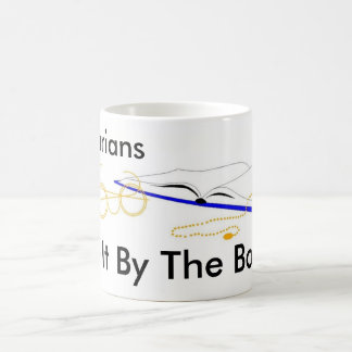 Librarians Do It By The Books Mugs